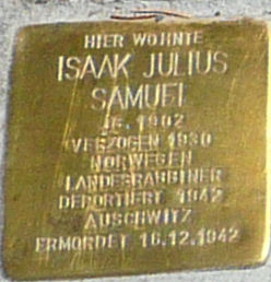 Samuel, Isaak Julius