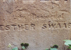 Swaab, Esther  (married name?)