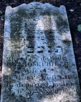 Phillips, Rose (married name)