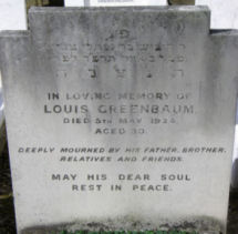 Greenbaum, Louis