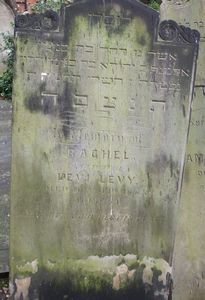 Levy, Rachel (married name)