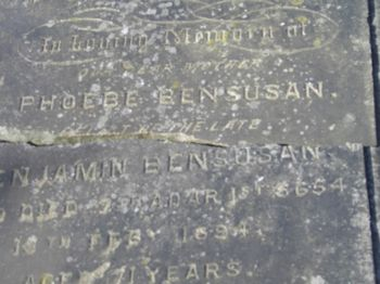 Bensusan, Phoebe (married name)