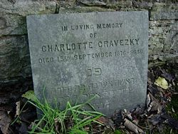 Cravezky, Charlotte (married name?)