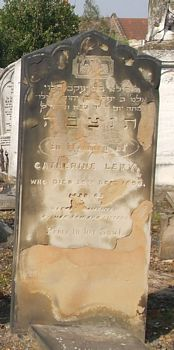 Levy, Catherine (married name)