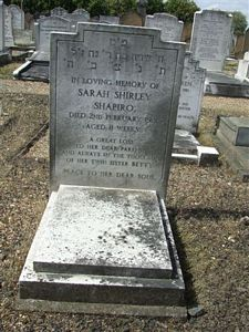 Shapiro, Sarah Shirley