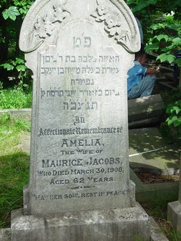 Jacobs, Amelia (married name)