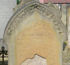 Moses, Nancy