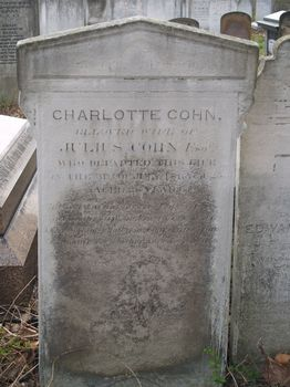 Cohen, Charlotte (married name)