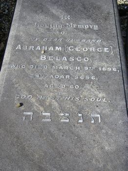 Belasco, Abraham (George)
