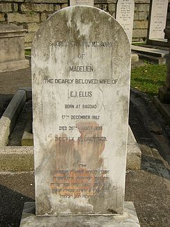 Ellis, Madelien (married name)