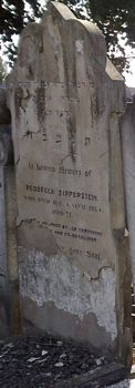 Zipperstein, Rebecca (married name)