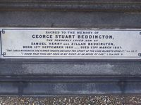 Beddington, George Stuart