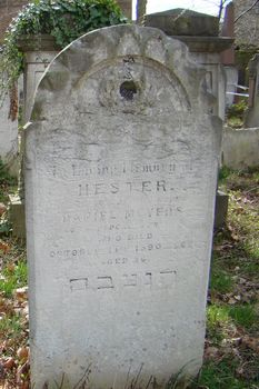 Meyers, Hester (married name)