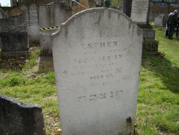 Levien, Esther (married name)