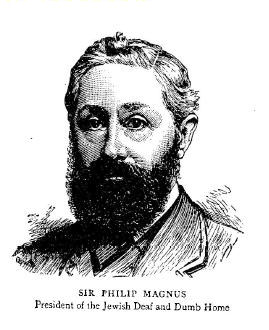 Sir Philip Magnus