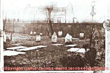 Hoxton Cemetery - General View