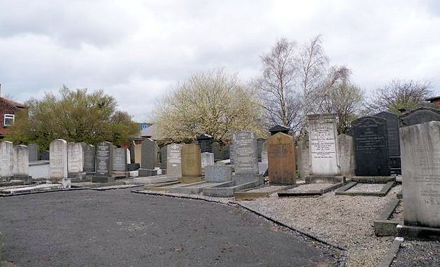 Manchester Reform Cemetery