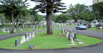 Oahu Cemetery (Jewish Section)