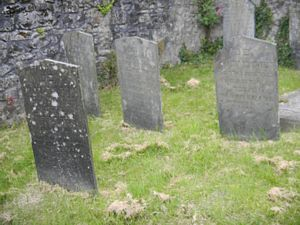 Penzance Jewish Cemetery - general view