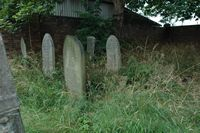 Wolverhampton Old Jewish Burial Ground - General view