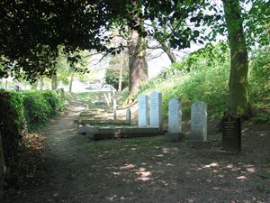Ipswich Cemetery (Jewish Section) - General View