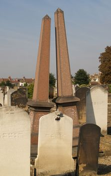 West Ham Cemetery (Buckingham Rd)