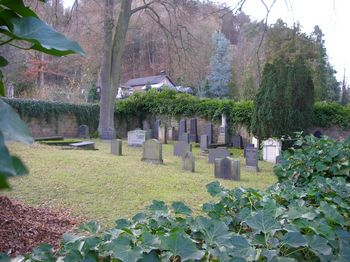 Landstuhl Jewish Cemetery, Germany - general view